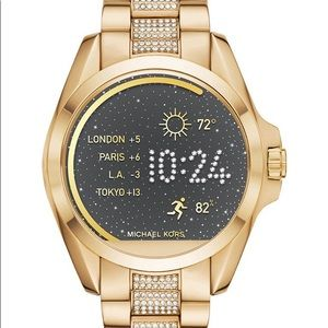 Michael KORS Bradshaw Access Smartwatch Gold